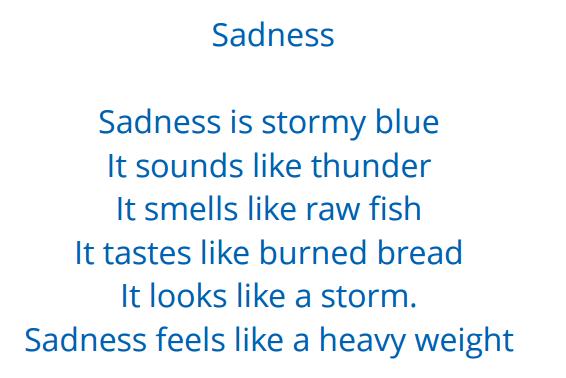 Jonathan's Poem
